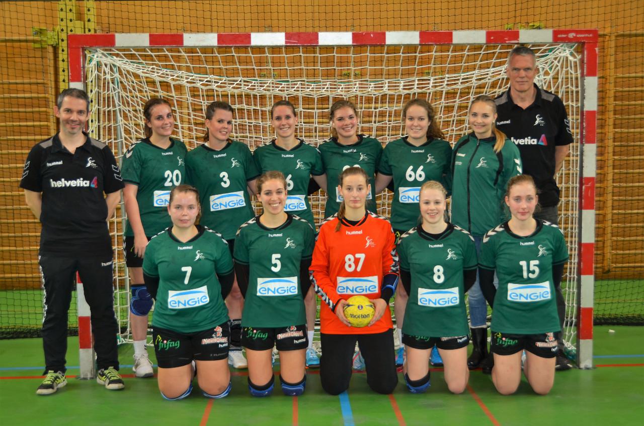 SPL2 Mannschaftsfoto neuer Sponsor 1617